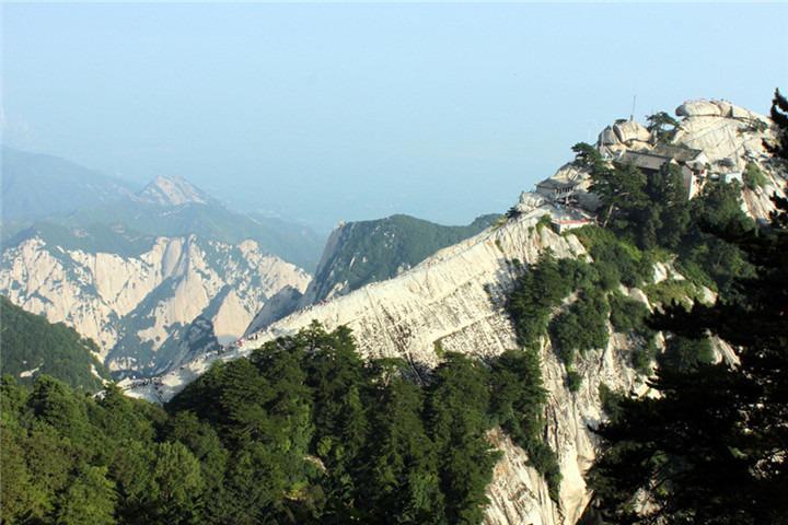 华山观景一日游