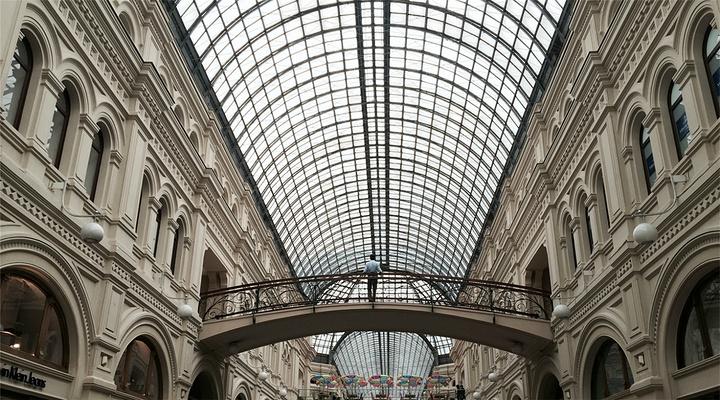 古姆国立百货商店旅游图片