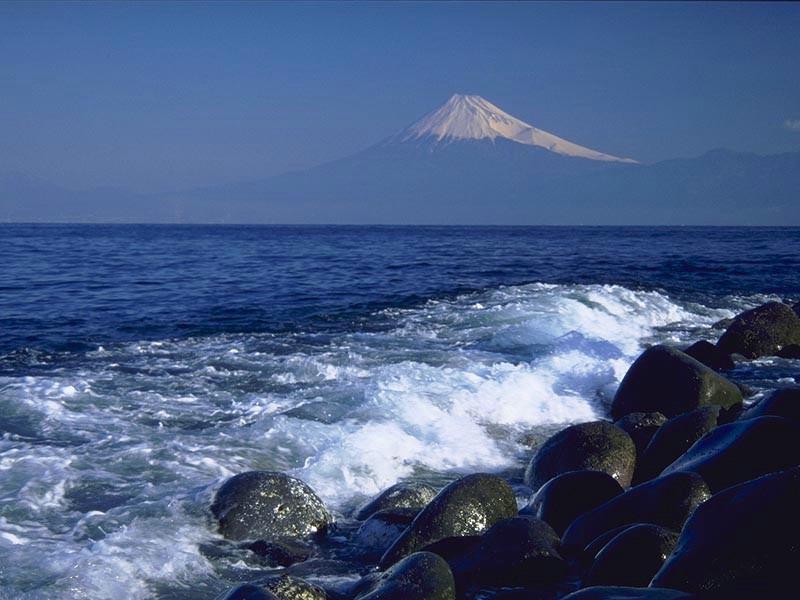 富士山和海的主题路线两天游