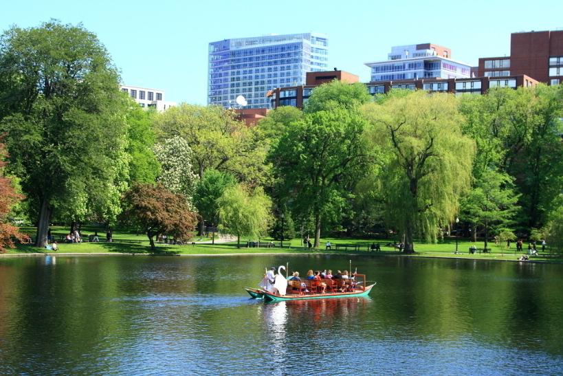 波士顿综合两日游