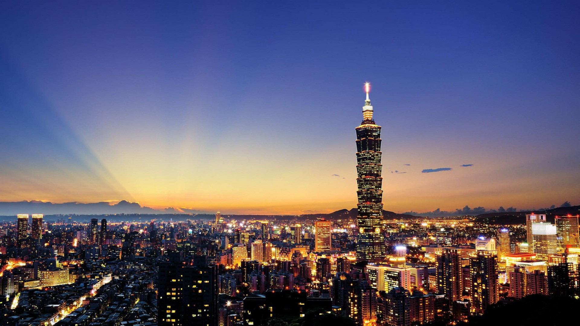 高逼格低消费,全方位台北四日游
