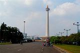 国家纪念碑模型