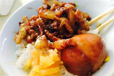 珍珍海蛎煎·台南卤肉饭