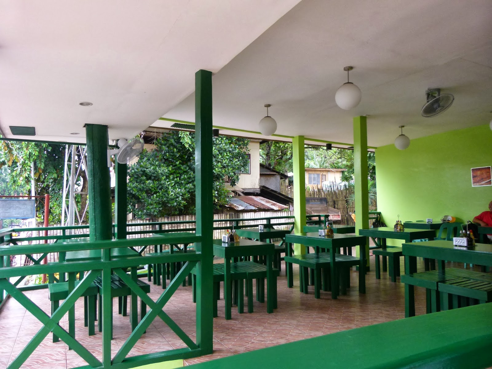 Kawayanan Grill Station饭店