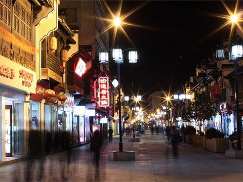 婺源朱子路步行街旅游景点图片