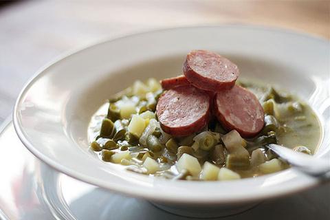 法式四季豆浓汤