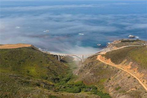 老滨海沿岸线