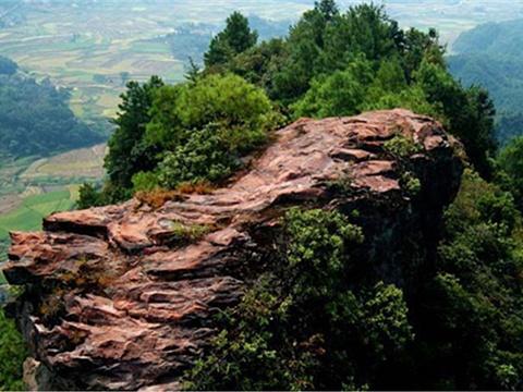 浏阳石牛寨风景区旅游景点图片