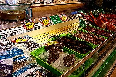 Take 海鲜超市(海上世界店)