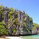 石灰岩和大理石峭壁