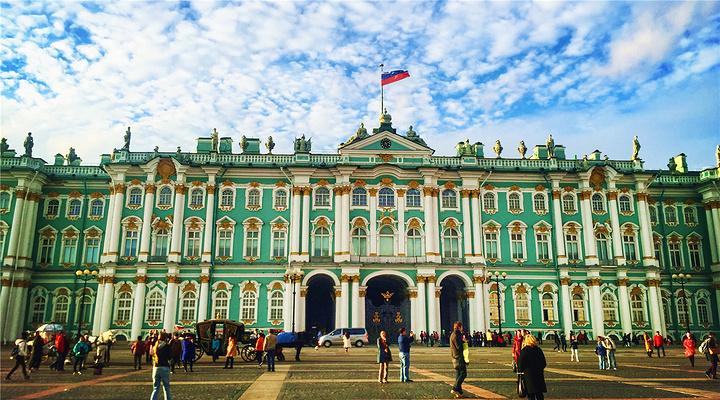 冬宫旅游图片