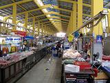 新素可泰的生鲜市场