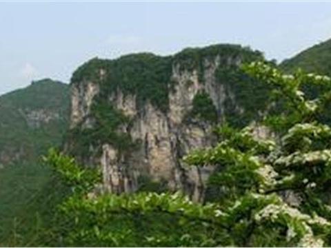 屯粮山旅游景点图片