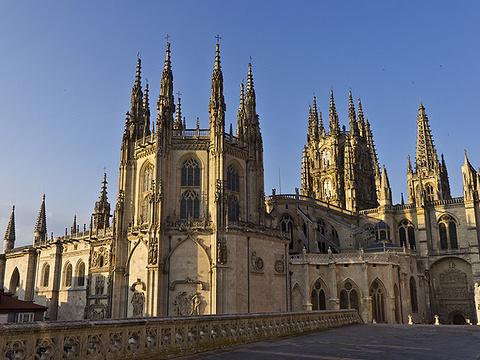布尔戈斯大教堂旅游景点图片