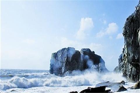 东海仙境的图片