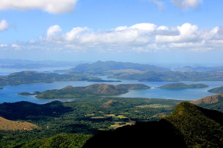 科伦群岛一日游