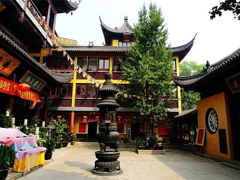 小九华寺旅游景点图片