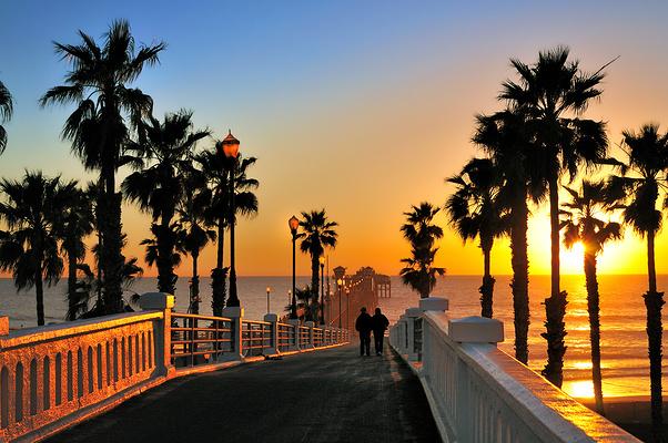 奥欣赛德海滩旅游图片
