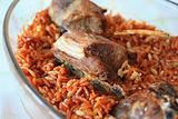 安卡拉羊肉炒饭