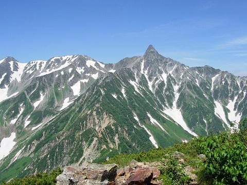 盐见岳旅游景点图片