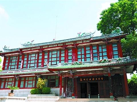 泉州湾古船陈列馆旅游景点图片