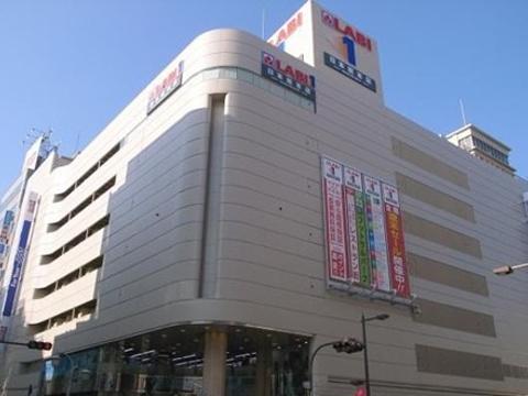 ヤマダ電機テックランド 静岡店(山田电器店)旅游景点图片