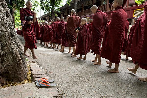 伽纳扬佛学院旅游图片