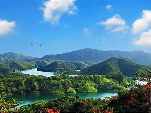 红花湖旅游景点图片