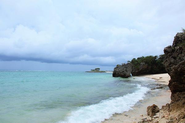 翡翠海滩旅游图片