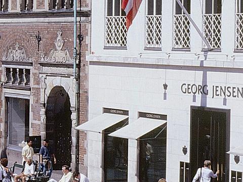 乔治·杰生(步行街店)旅游景点图片