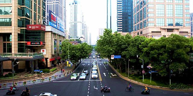 淮海路商业圈