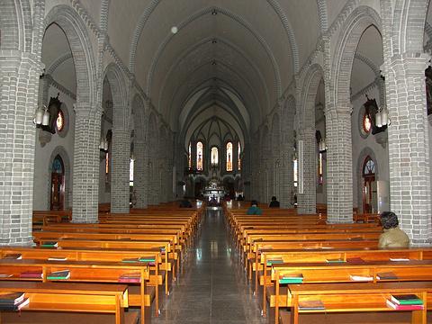 桂山天主教堂的图片