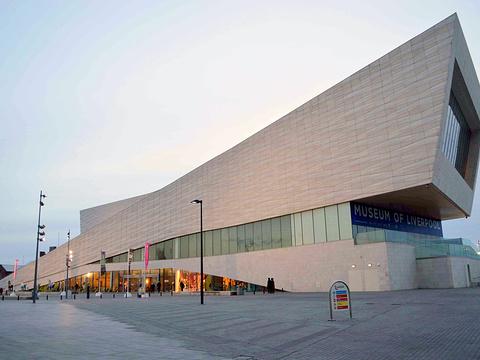利物浦博物馆旅游景点图片