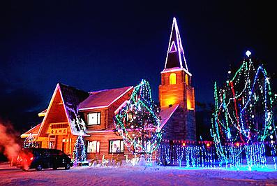 北欧圣诞主题乐园