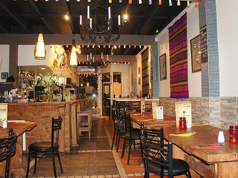 墨西哥coyote烧烤餐厅旅游景点图片