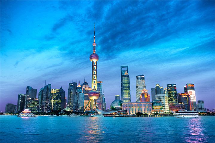 轻松游上海