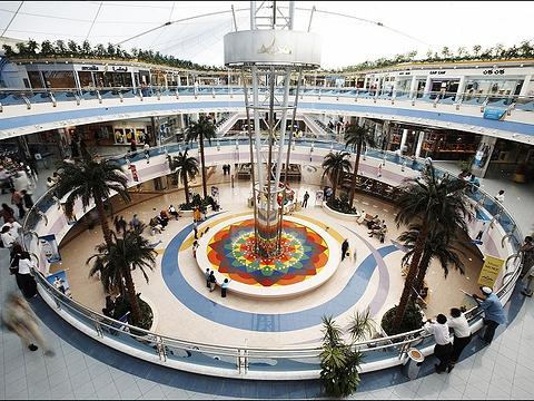 阿布扎比购物中心旅游景点图片
