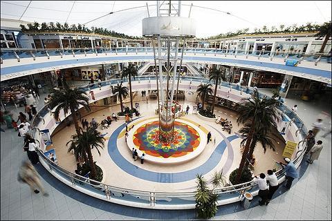 阿布扎比购物中心