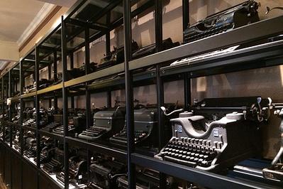 打字机博物馆