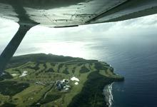 开飞机 | 从空中俯瞰整个岛