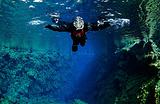 大裂缝浮潜