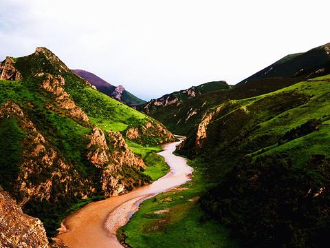 勐海游览区旅游景点图片