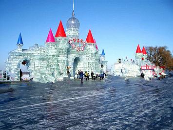 冰雪欢乐谷爱斯基摩乐园
