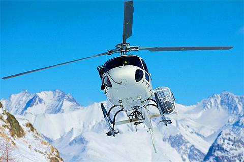 雪乡直升飞机观光