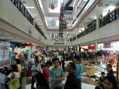 Tutuban Mall旅游景点图片