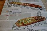 피자굽는 돌하르방烤披萨的石头爷爷