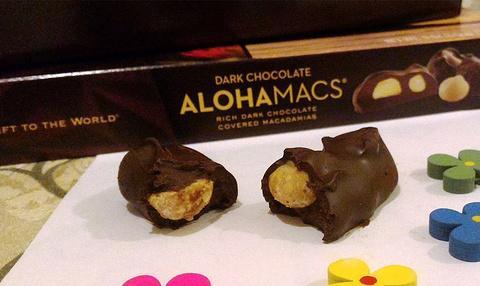 夏威夷巧克力