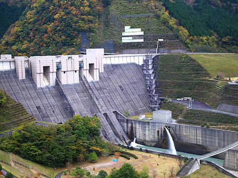 长岛大坝旅游景点图片