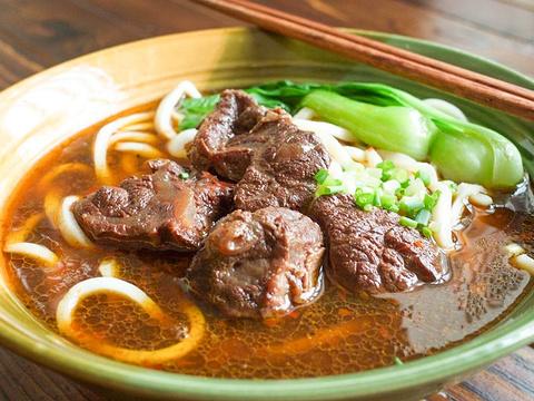 台湾牛肉面旅游景点图片