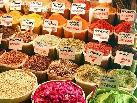 艾米诺努批发市场旅游景点图片